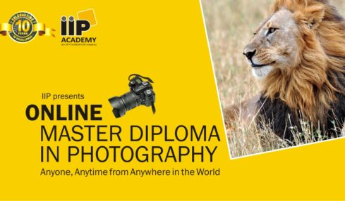Online master Diploma in Photography