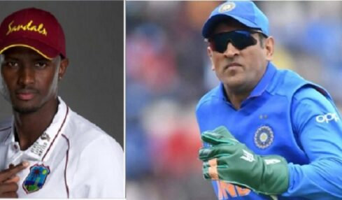 ICC hypocrisy: Allowing WI players to wear logo but had problem with Dhon's gloves