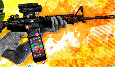 Terrorism in the age of AI
