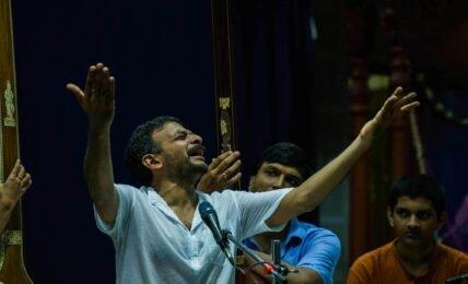 Carnatic Musician TM Krishna credit: whitelightfestival.org