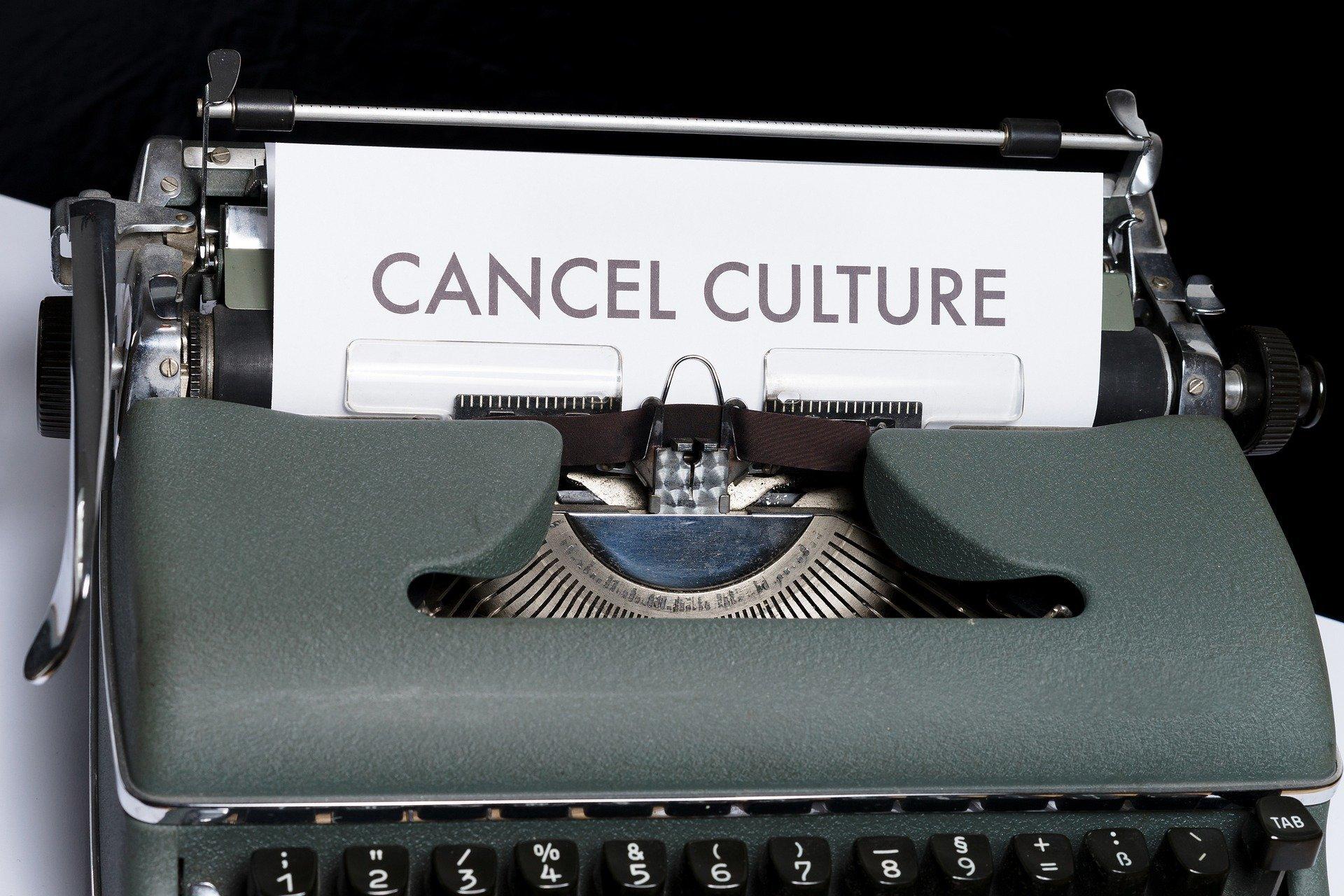 woke cancel culture