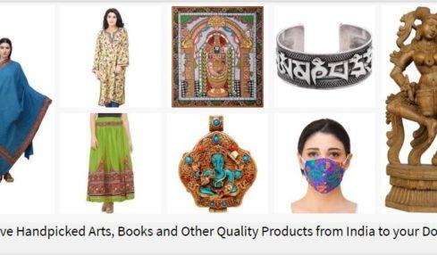 Exotic India Art