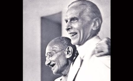 Gandhi & Jinnah