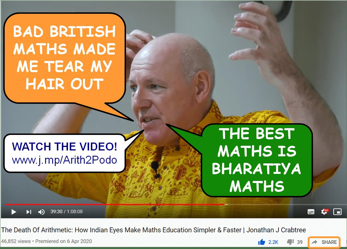 Better Bharatiya Maths is Here
